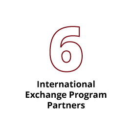 Infographic: 4 International Exchange Program Partners