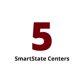 Infographic: 5 SmartState Centers