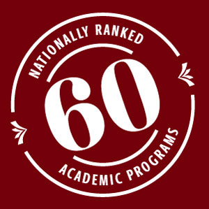 UofSC home to 60 ranked programs